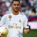 Hazard 'ready' for Madrid return, says Zidane