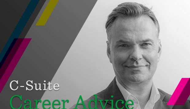 C-suite career advice: Adrian Taylor, A10 Networks