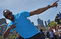 Usain Bolt says open to comeback -- if coach asks