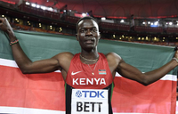 Kenyan athlete Nicholas Bett killed in car crash