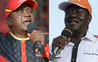 Kenya election re-run in doubt