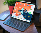 Logitech Slim Folio Pro keyboard case for 12.9-inch iPad Pro review: An iPad keyboard fit for a MacBook