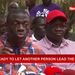Besigye ready to let another person lead the struggle