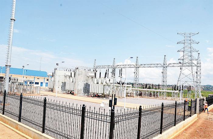 amanve ndustrial substation