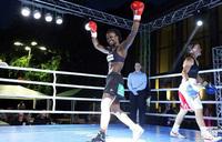 Apolot, Uganda's female kick boxing champion gears up for world championship