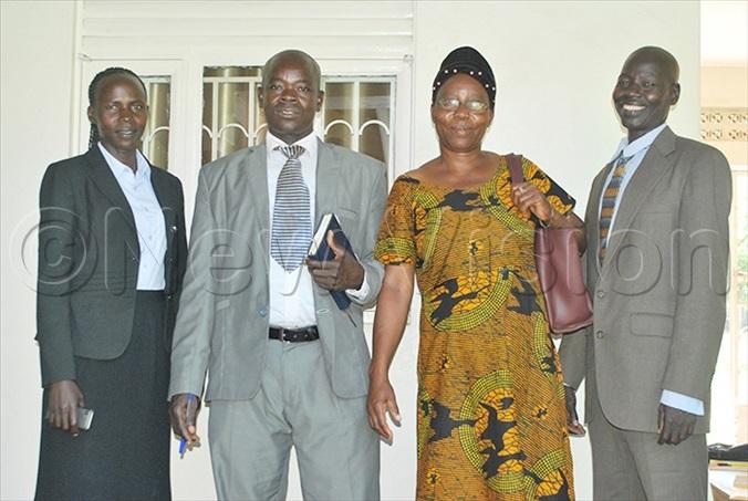rom  to  gnes uraa iyo ichard handiga olumase etty endi and ohn pi bbiri were awarded as the best teachers in djumani district