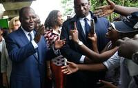 Ouattara re-elected as Ivory Coast president