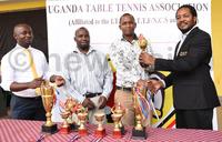 Table Tennis: NCS boosts Hoima Open