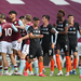 Giroud caps Chelsea fightback to leave Villa in trouble