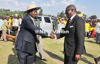 God told me to pardon Rwakasisi, says Museveni