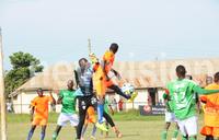 MUBS visit UCU in University Football League