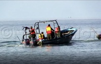 Eightfeared dead in Lake Albert water accident