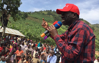 Bushenyi polls: FDC top leaders pitch camp