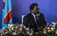 Kabila taps ex-minister to succeed him in polls