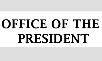 Office of the president use 350x210