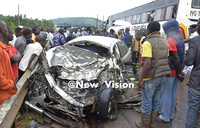 Koboko RDC, five others killed in Mpigi accident