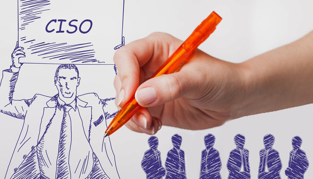 Where should the CISO sit in the leadership team?