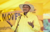 Museveni warns against violence, calls for calm