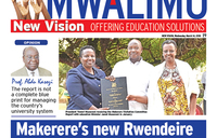 In Tomorrow's Mwalimu: Makerere's 'Rwendeire' report needs a second look