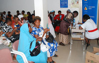 320 women in Mbarara screened for cancer