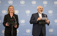 EU has lifted Iran sanctions after nuclear deal compliance: European source
