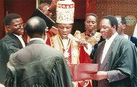 Katende, the architect behind the restoration of Buganda Kingdom