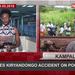 Around Uganda:  FDC blames Kiryandongo accident on poor roads