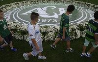 Brazil grieves for football team killed in crash