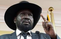 Salva Kiir bans singing of anthem in his absence