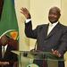 Museveni, Magufuli discuss infrastructure, trade