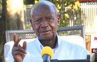 Coronavirus: Museveni warns 'crooks' hiking prices