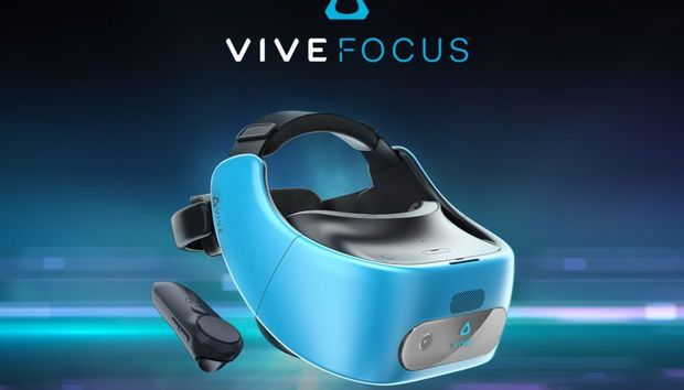 HTC's standalone Vive Focus VR headset is coming to the U.S. for $600