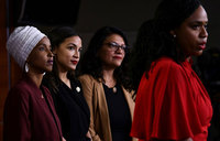 US House votes to condemn Trump's 'racist comments'
