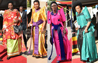 Elegance meets colour at MPs' inauguration