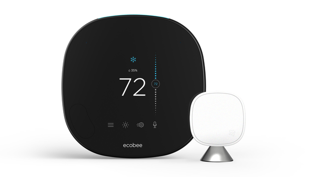 Ecobee SmartThermostat with voice control review: Ecobee's fifth-gen device is its best yet