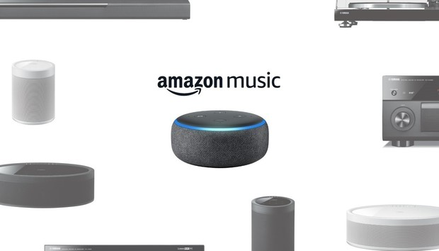 Amazon Music and enhanced Alexa voice control coming to select Yamaha audio products