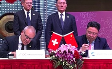 SIX & Shanghai Stock Exchange sign cooperation deal