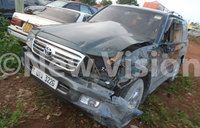 Mbale MP admitted after accident