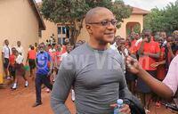 MP Sematimba sits S6 exams