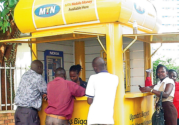 mobile money agents provide money transfer services
