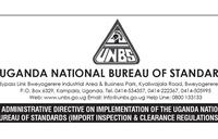 The Uganda National Bureau of Standards (UNBS)