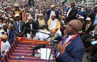 Comoros president suspends constitutional court