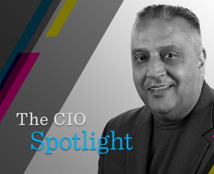 CIO Spotlight: Upinder Phanda, Unisys