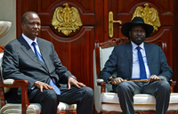 East Africa leaders to press for regional force in South Sudan