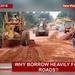 Why borrow heavily for roads?