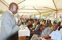 Katakwi RDC assures residents of Gov't commitment