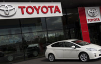Toyota recalling 3.3 million vehicles over defects