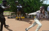Kirumira judgement: Journalists blocked again