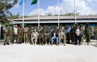 Somalia: Security holds information sharing meeting
