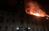 Makerere fire: University to restore building in shortest time